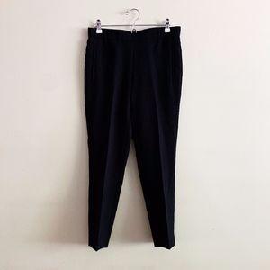 Aritzia Wilfred Black Trouser Pants
